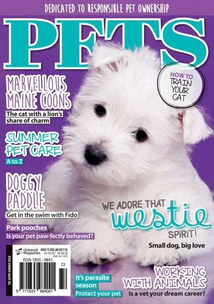 Pets Australia — December 01, 2017