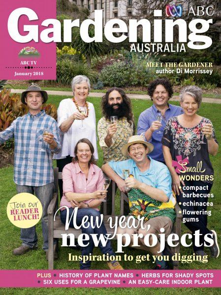 Gardening Australia — January 2018