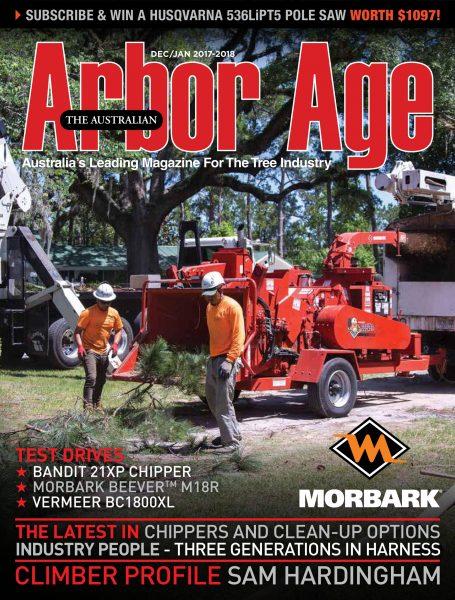 The Australian Arbor Age — December 10, 2017