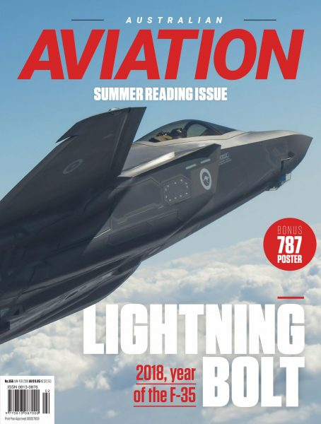 Australian Aviation — January 2018