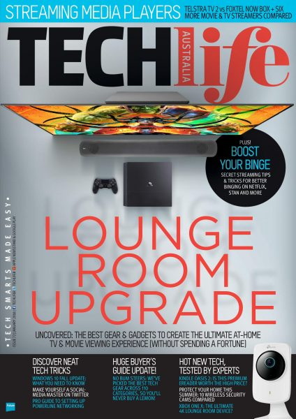 TechLife Australia — January 2018