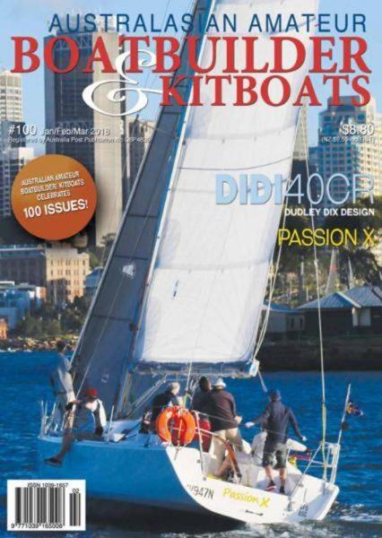Australian Amateur Boat Builder — January 2018