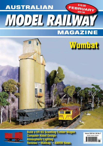 Australian Model Railway Magazine — December 24, 2017