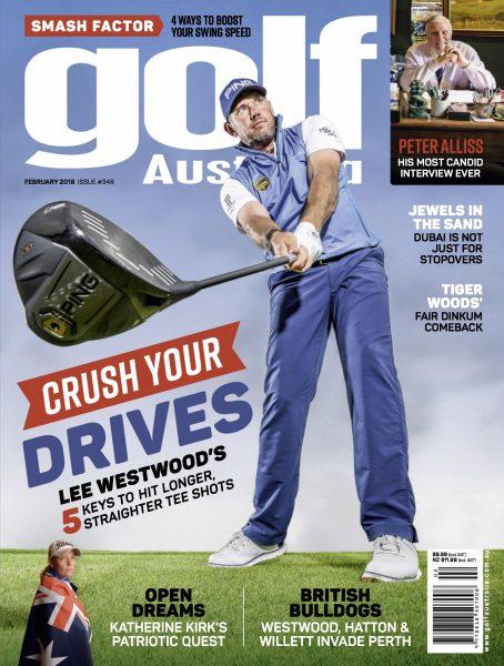 Golf Australia — February 2018