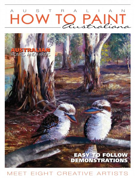 Australian How To Paint — January 2018