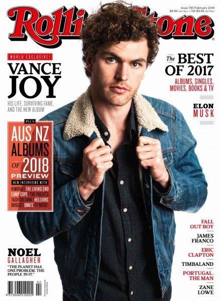 Rolling Stone Australia — February 2018
