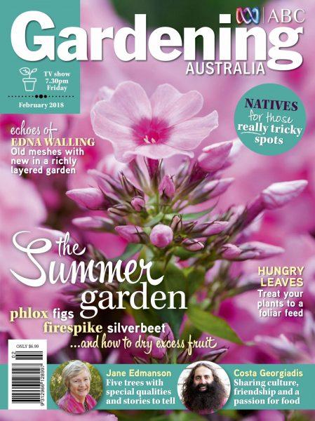 Gardening Australia — February 2018