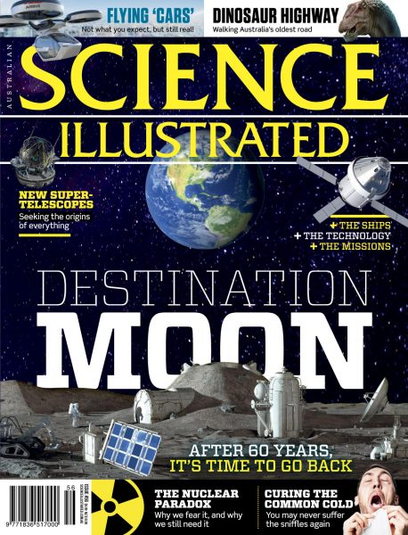 Science Illustrated Australia — December 21, 2017