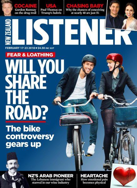 New Zealand Listener — February 08, 2018