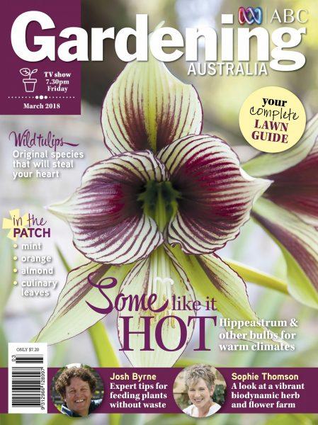 Gardening Australia — March 2018
