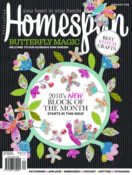 Australian Homespun — February 2018