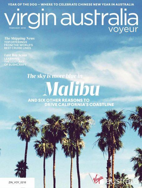 Virgin Australia Voyeur — February 2018