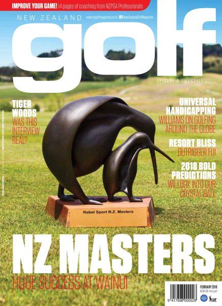 New Zealand Golf — February 2018