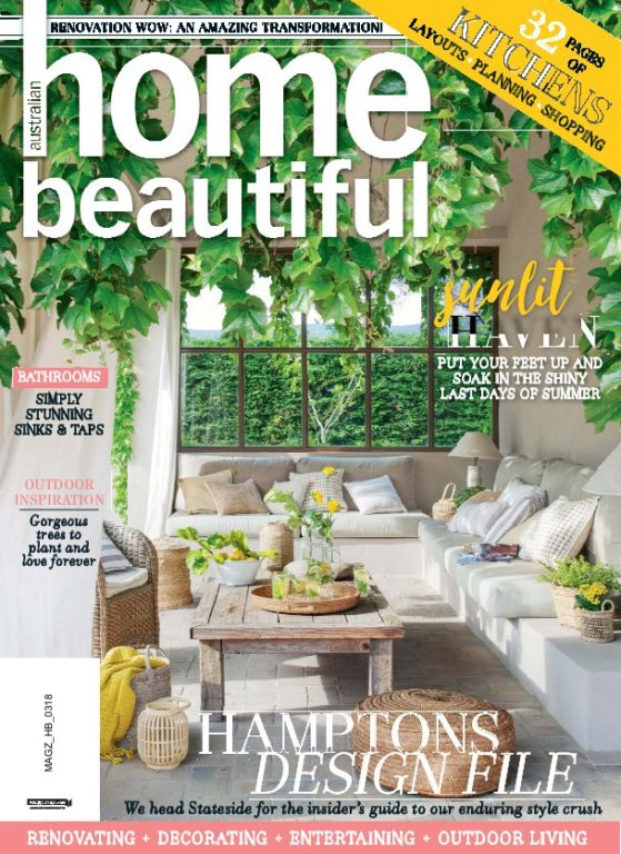 Australian Home Beautiful – March 2018