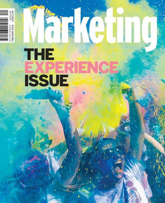 Marketing Australia – February-March 2018
