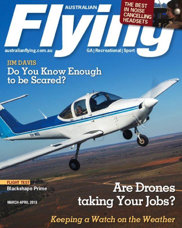 Australian Flying – March 2018