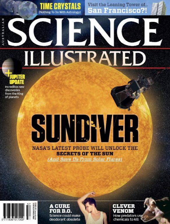 Science Illustrated Australia – February 2018