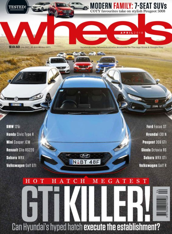Wheels Australia – May 2018