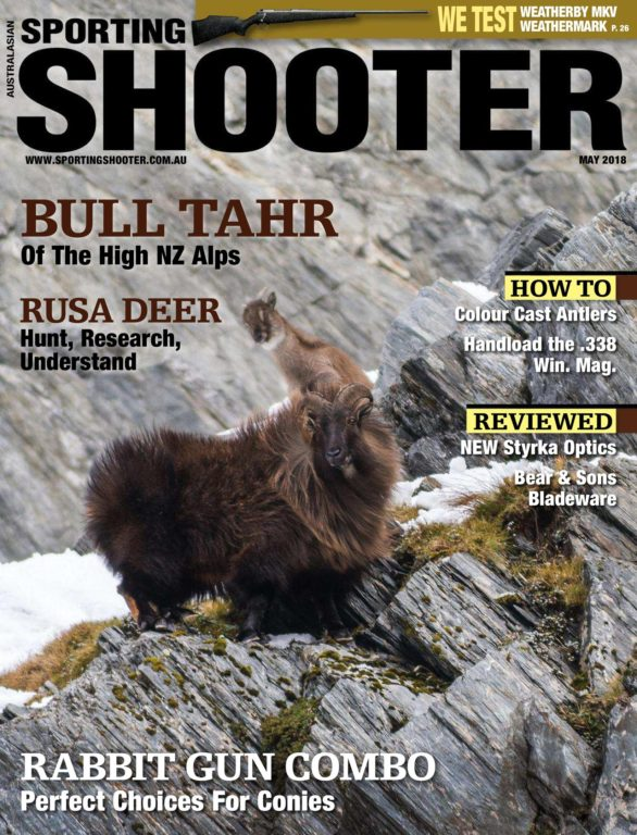 Sporting Shooter Australia – May 2018