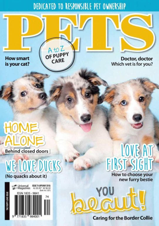 Pets Australia – April 01, 2018