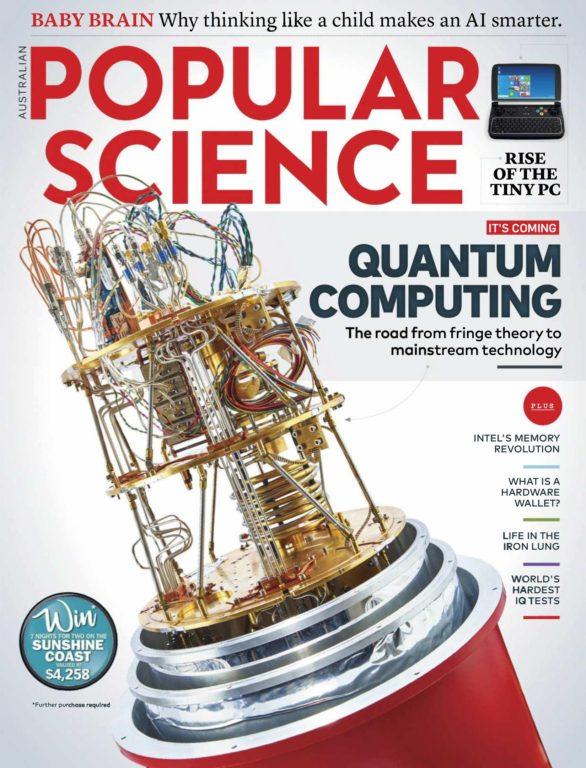 Popular Science Australia – April 2018