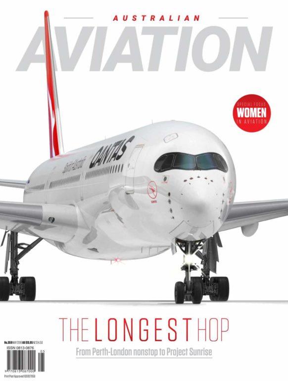 Australian Aviation – May 2018