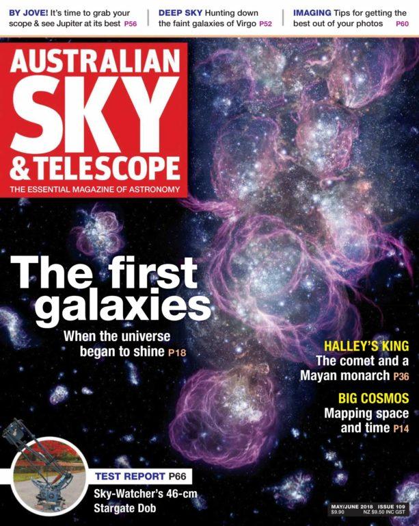 Australian Sky & Telescope – May 2018