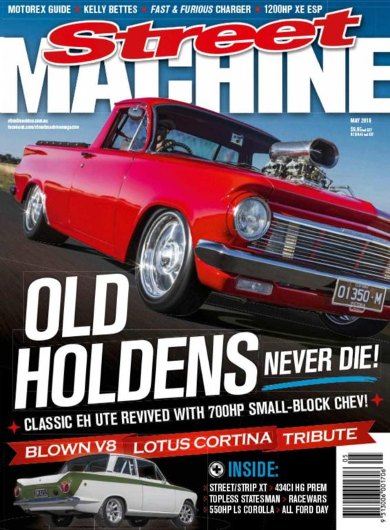Street Machine Australia – May 2018