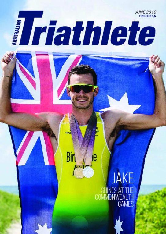 Australian Triathlete – June 2018