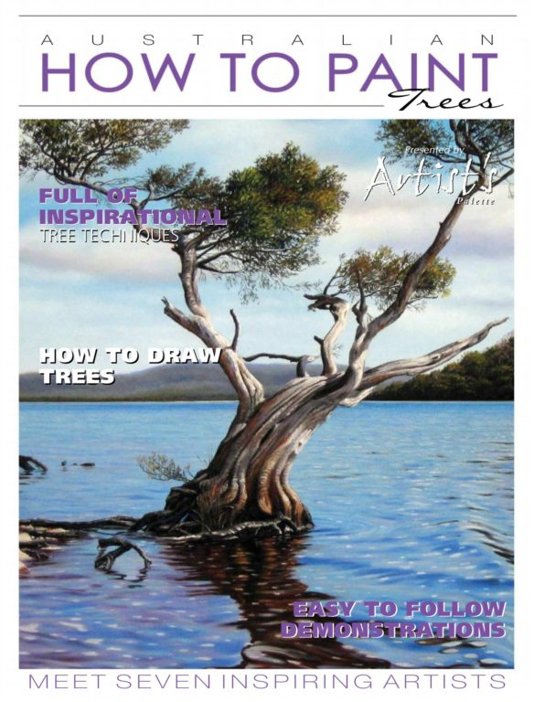 Australian How To Paint – April 2018