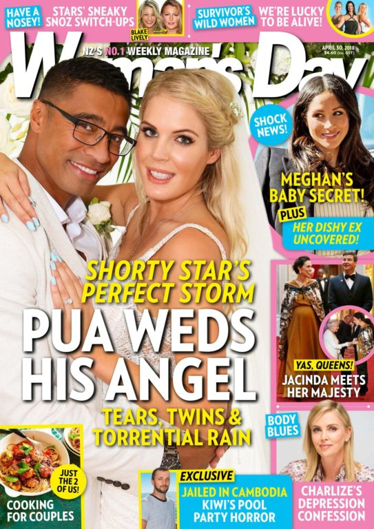 Woman's Day New Zealand – April 29, 2018