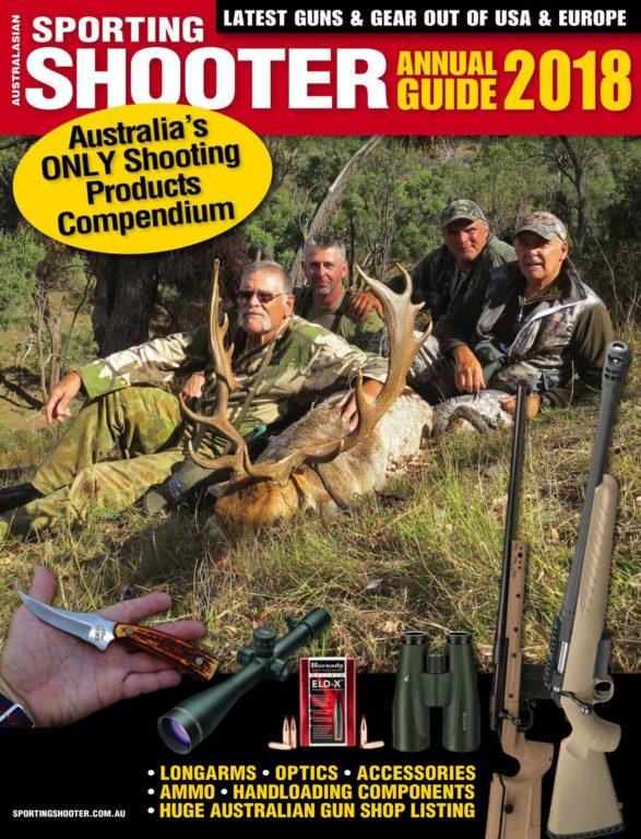 Sporting Shooter Australia – March 2018