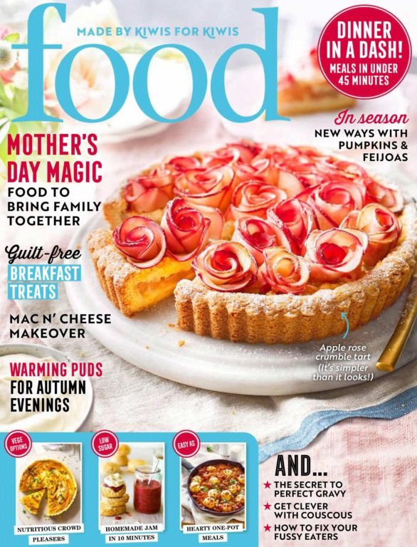 Food New Zealand – May-June 2018