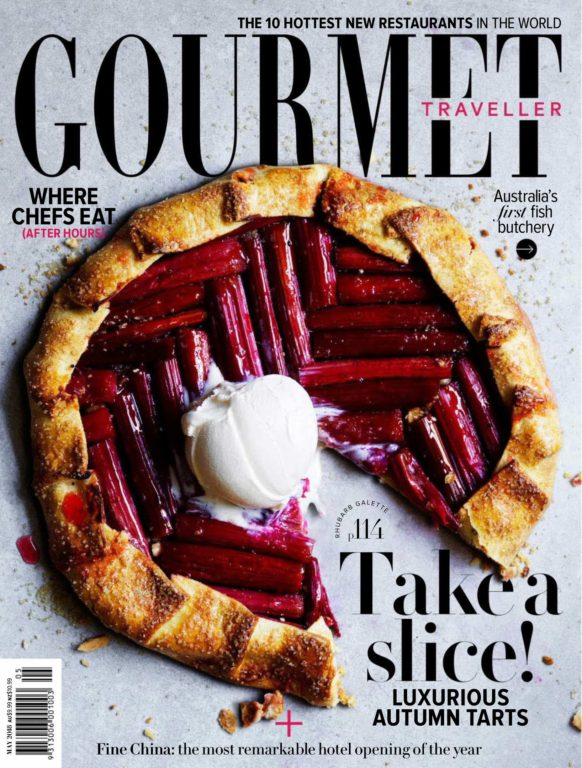 Australian Gourmet Traveller – May 2018