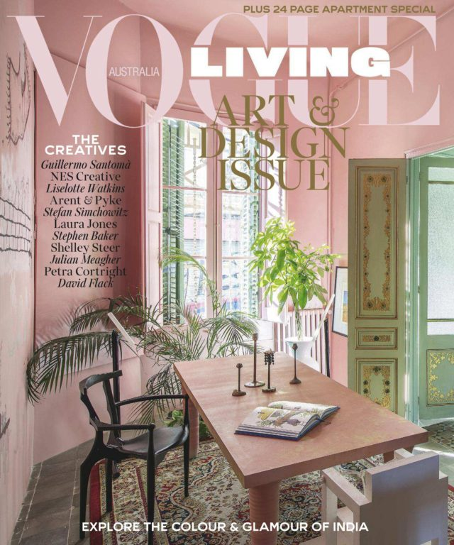 Vogue Living Australia – May-June 2018
