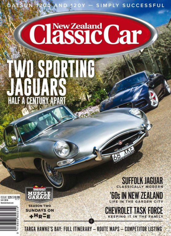 New Zealand Classic Car – May 2018