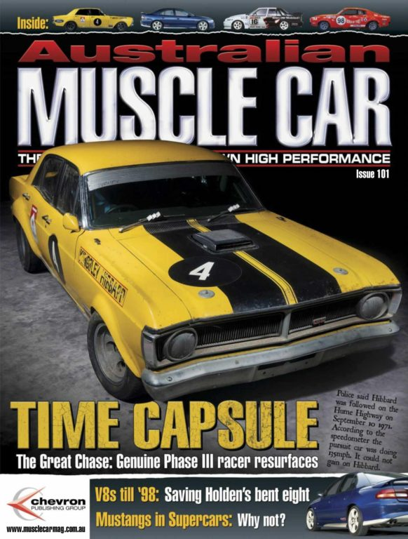 Australian Muscle Car – April 01, 2018