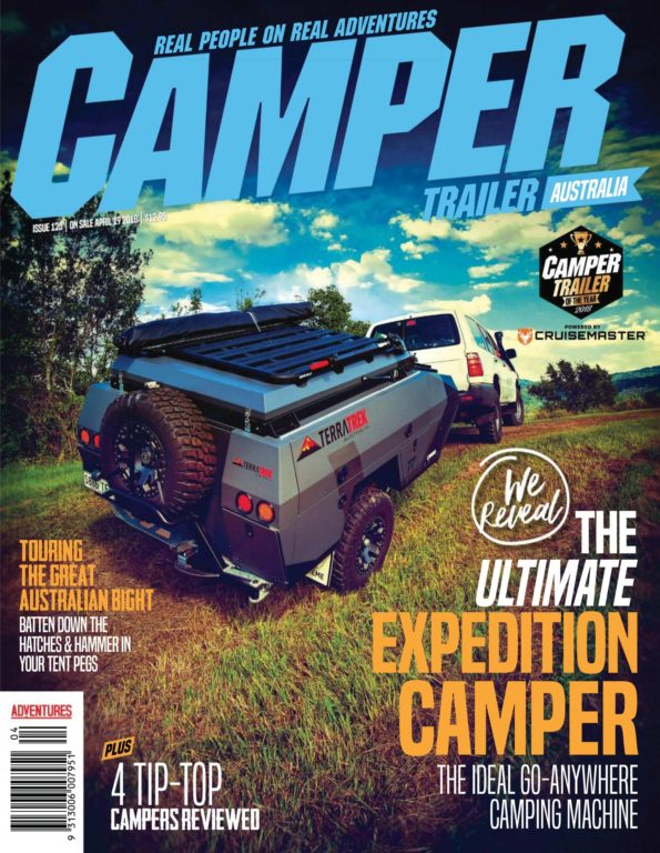 Camper Trailer Australia – April 2018
