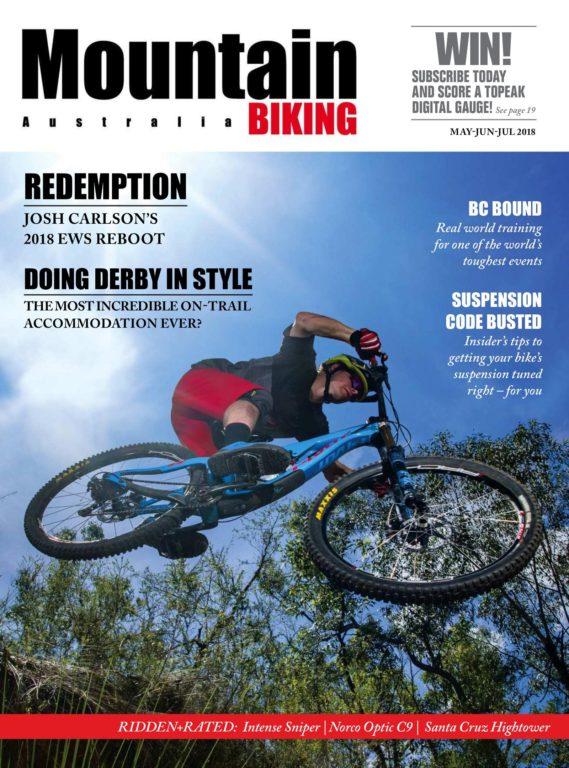 Mountain Biking Australia – May 2018