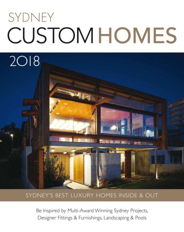 Sydney Custom Homes – March 2018