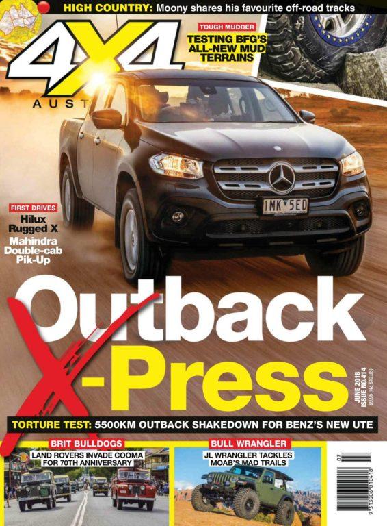 4×4 Magazine Australia – June 2018