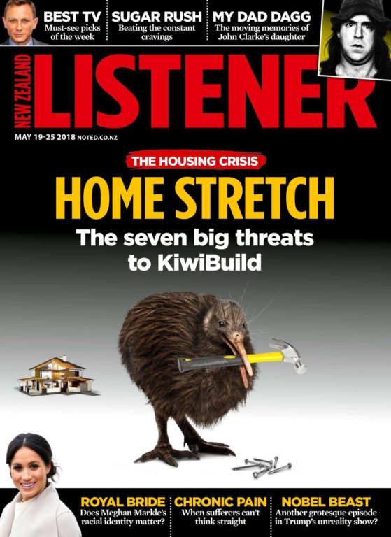 New Zealand Listener – May 19, 2018