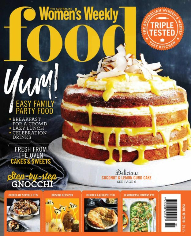 The Australian Women's Weekly Food – April 2018