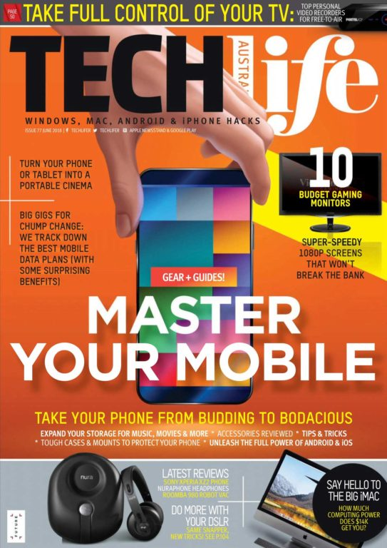 TechLife Australia – June 2018