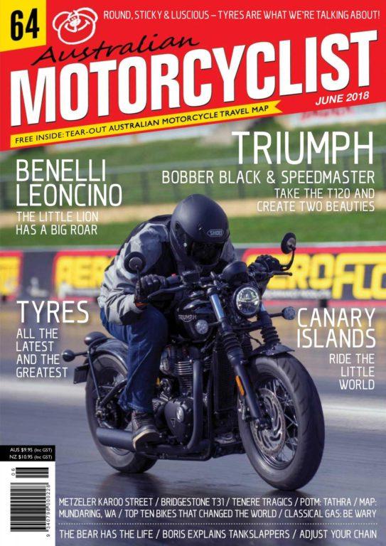 Australian Motorcyclist – June 2018