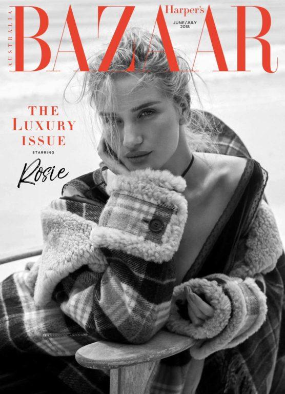 Harper's Bazaar Australia – June 2018