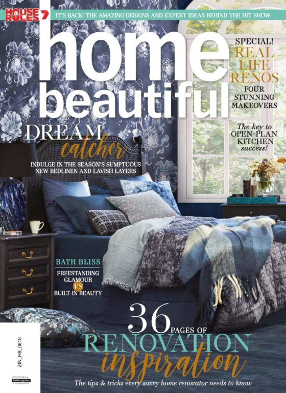 Australian Home Beautiful – June 2018