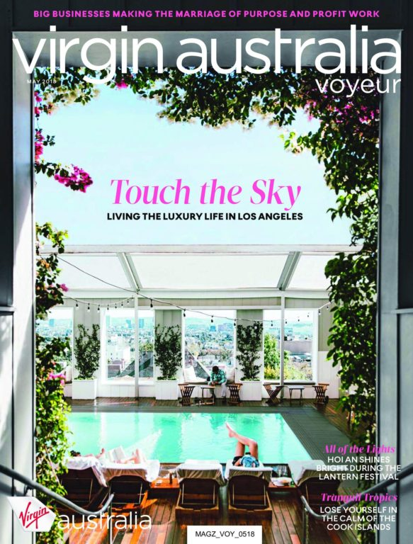 Virgin Australia Voyeur – April 2018