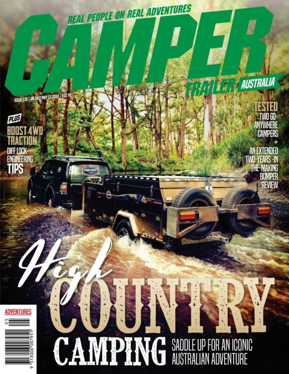 Camper Trailer Australia – June 2018