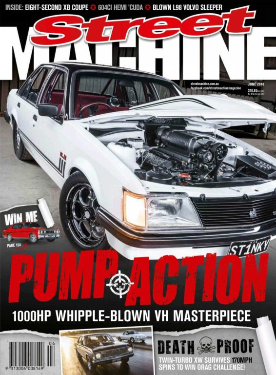 Street Machine Australia – June 2018